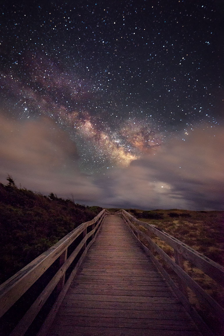 milky way bridge road
