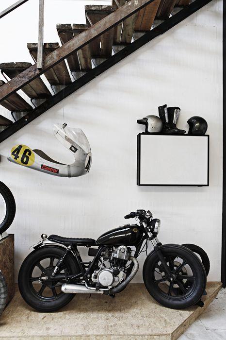 house interior byke design