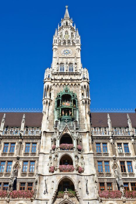new town hall in munich germany