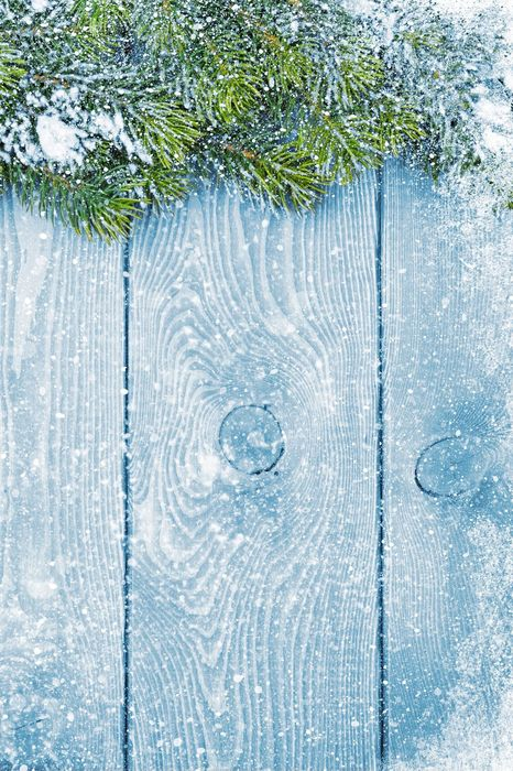 winter snow merry christmas blue wood 1280x1920