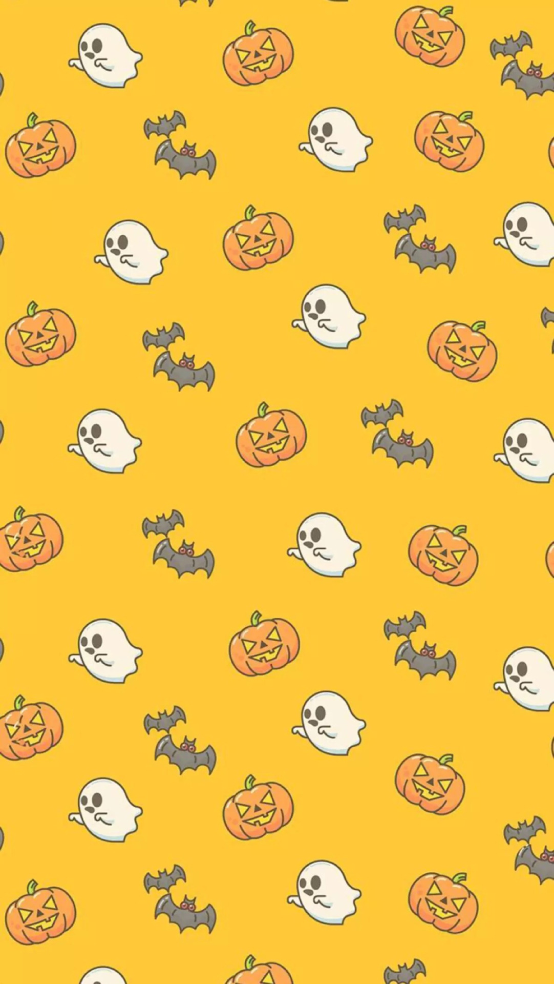 halloween illustration vector wallpaper pattern repetition set design collection sketch texture retro