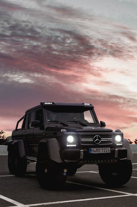 mercedes gclass jeep all road
