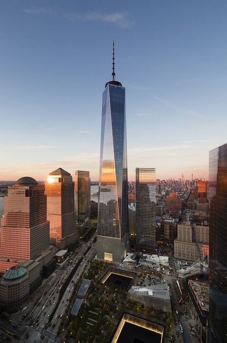 one world trade center 2015