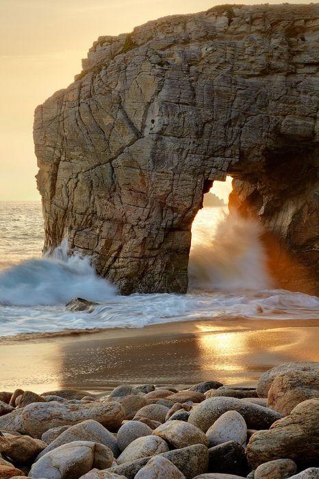 quiberon france beach