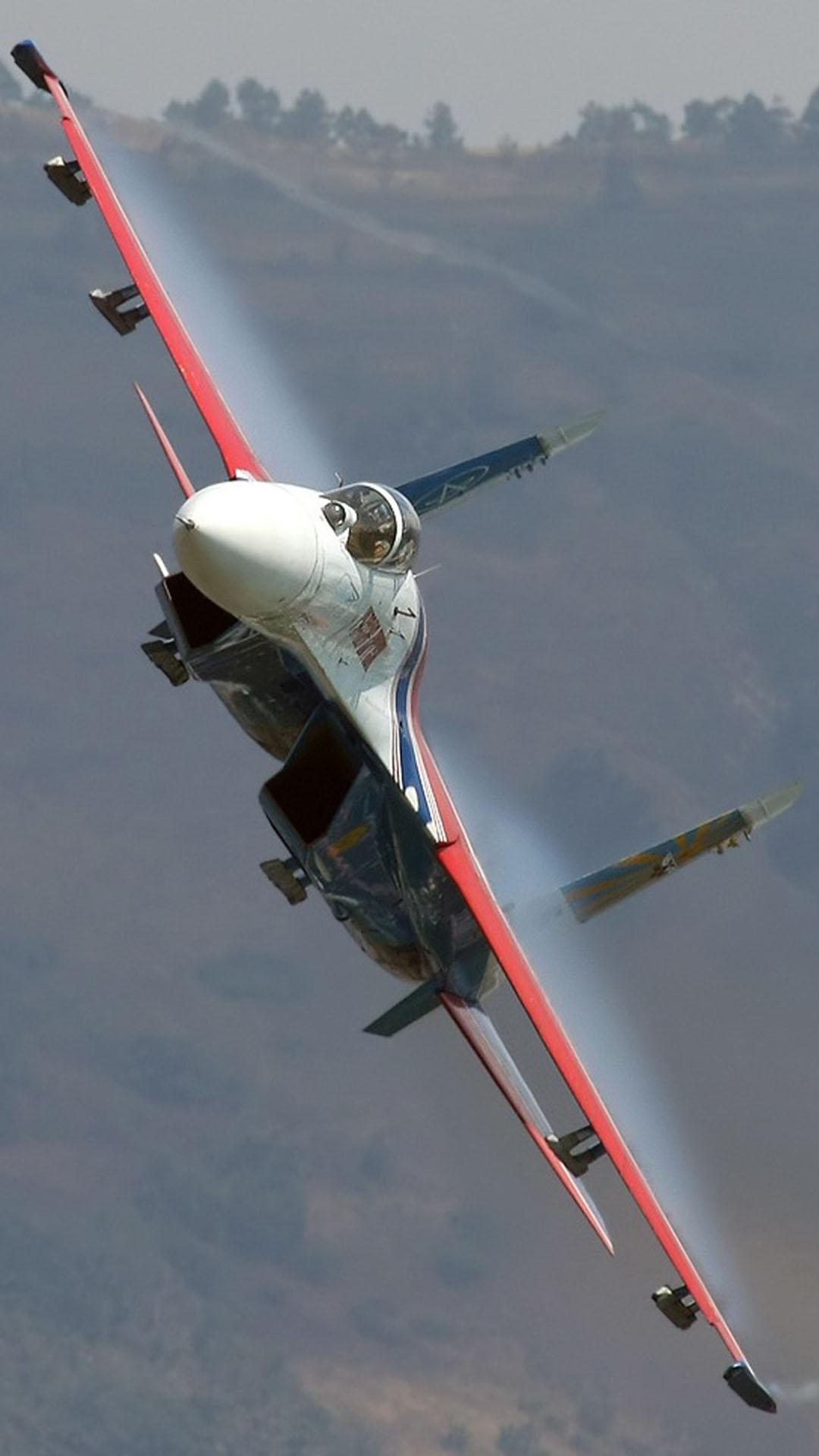 fighter su 27 1080x1920