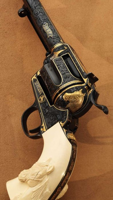 most beautiful weapons