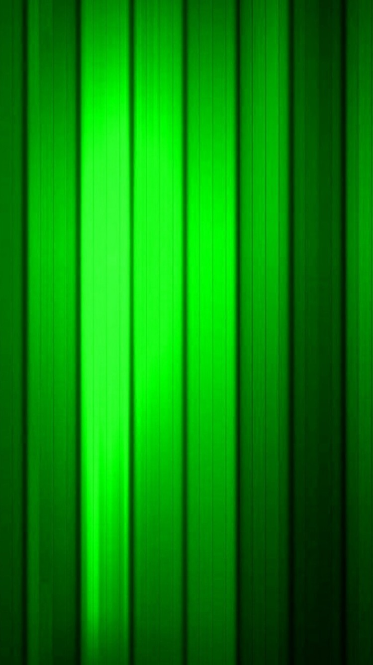 green line vertical colorful background