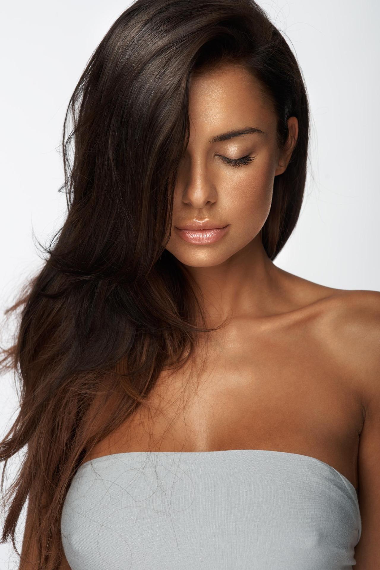 natalia siwiec model girl hair