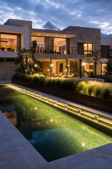 luxury house modern lights 750x1334
