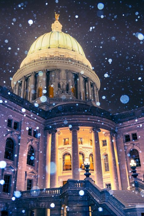 madison wisconsin capitol