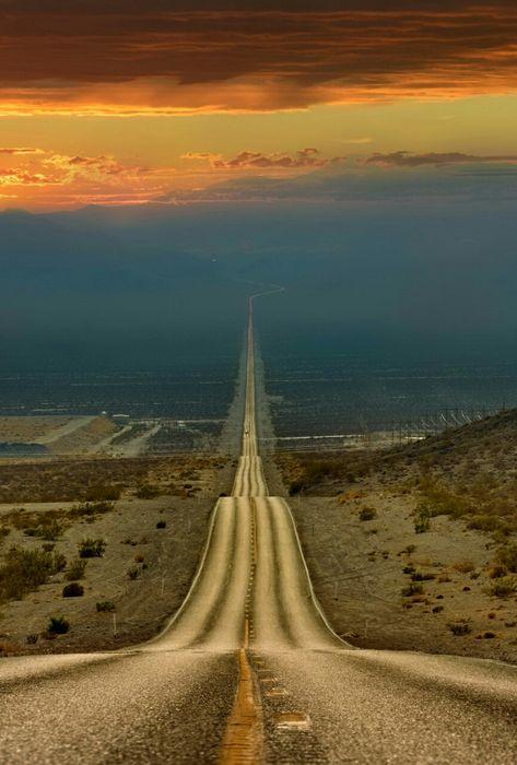 straight road 750x1334