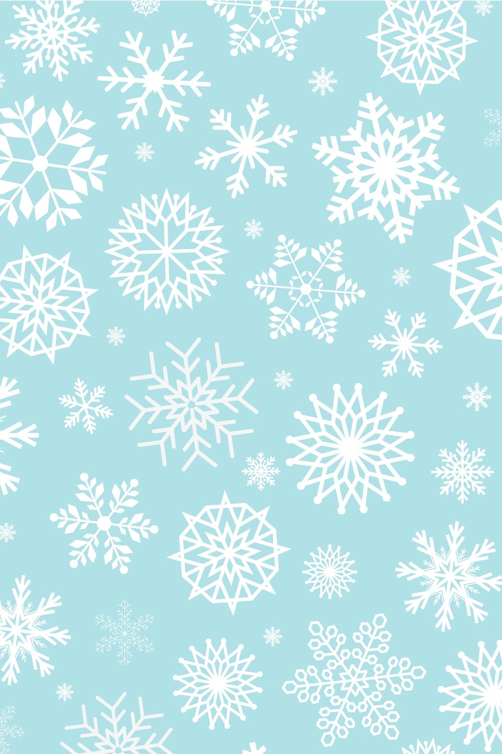 ice crystal snow winter christmas decoration snowflake cold season background