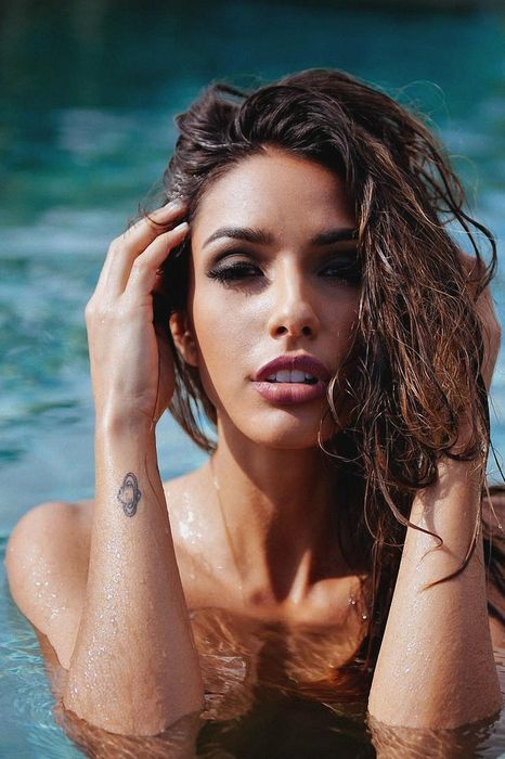 ashley sky girl water beautiful