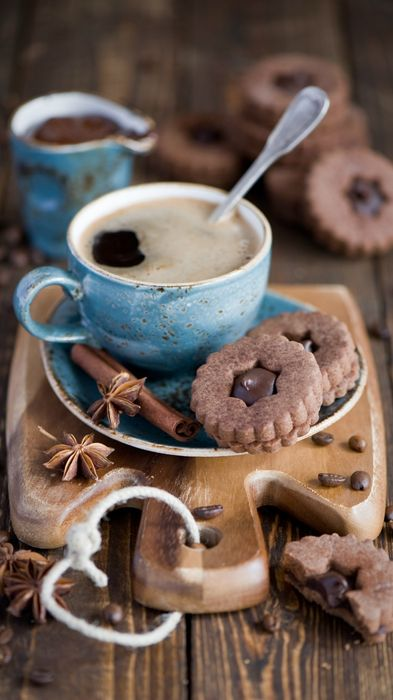 coffe cookie spoon blue cup 1080x1920
