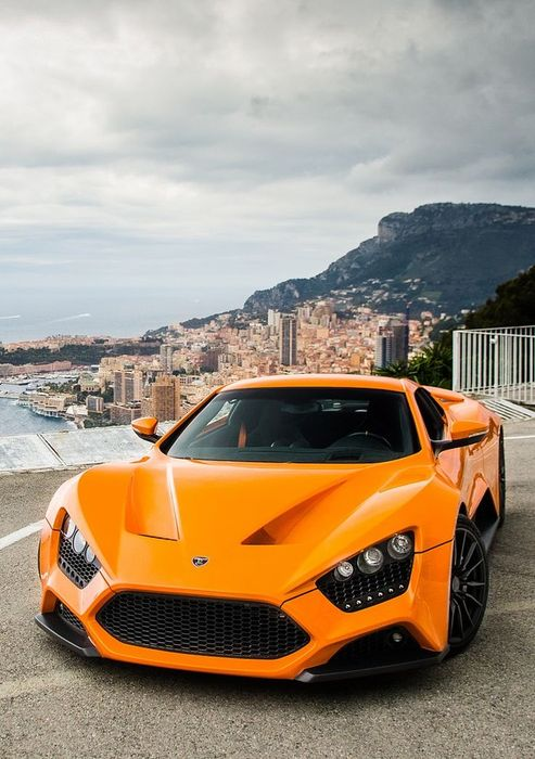 zenvo fast and furious