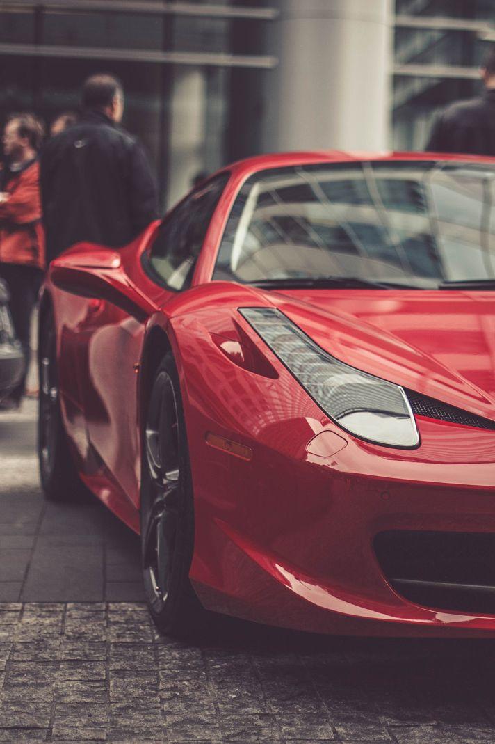 ferrari italia 458 red