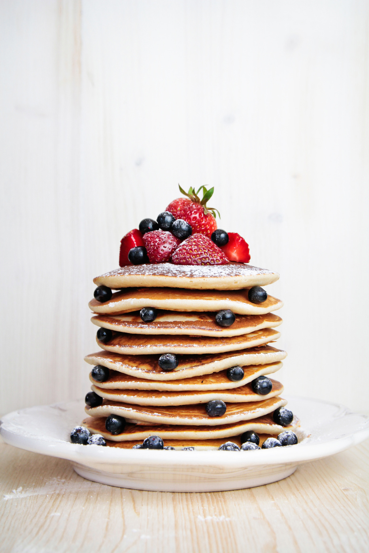 foodphoto strawberry pancakes tasty 1280x1920