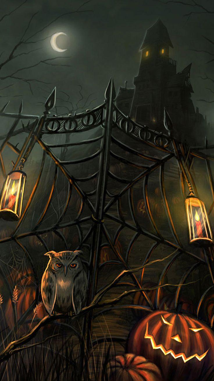 flame halloween art lantern light design candle decoration illustration dark