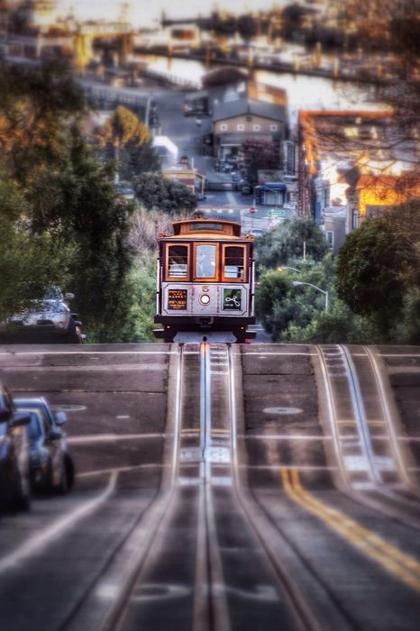 road tram street