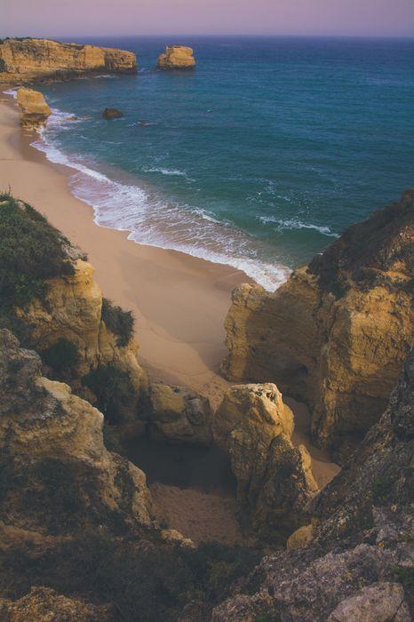 beach ocean stones water 1280x1920