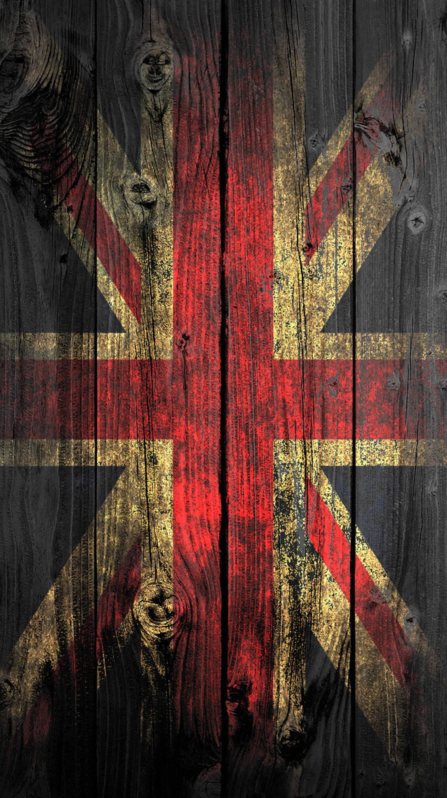 great britain sign symbol wood design graphic set business background