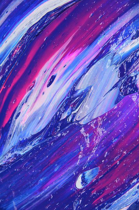 blue violet paint 1280x1920