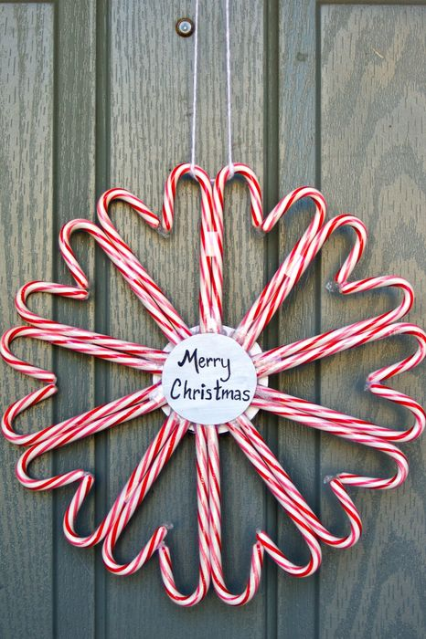 merry christmas candy sweet decoration