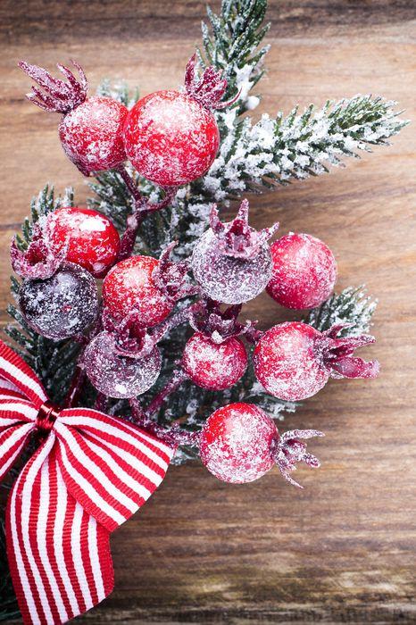 snow merry christmas decoration berries 1280x1920
