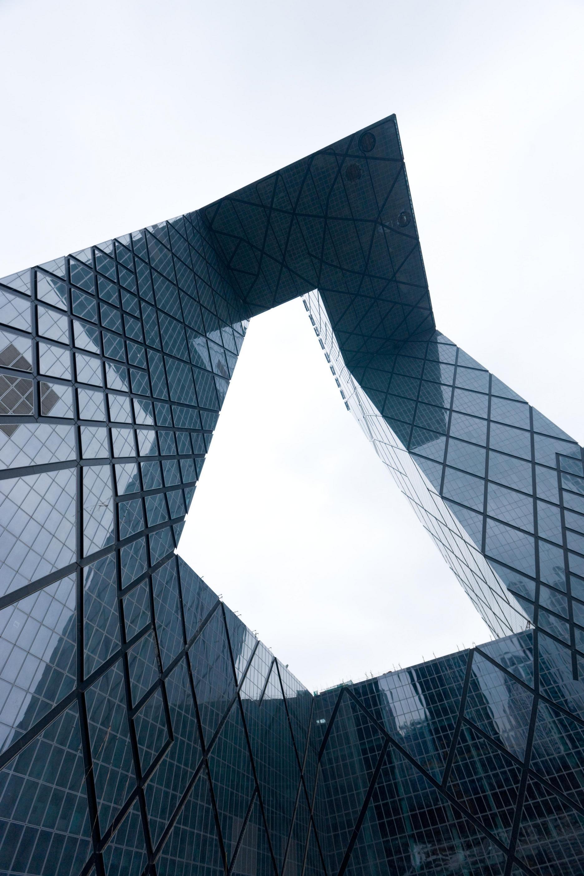china beijing cctv skyscraper architecture design iphone7 retina