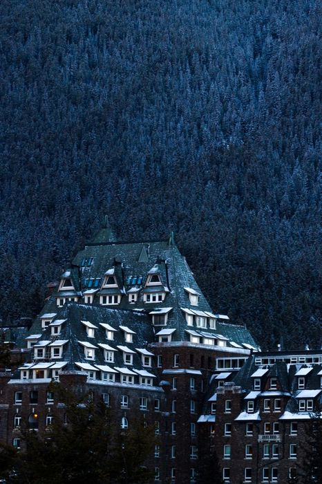 blue forest house hotel castle