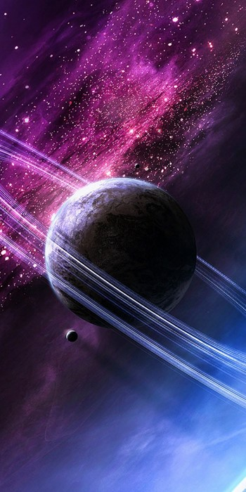 space science abstract astronomy blur planet galaxy illustration motion