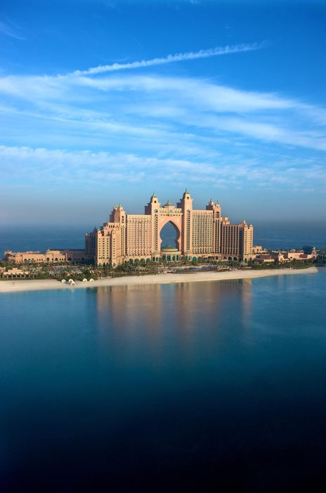 dubai atlantis the palm royal towers lower