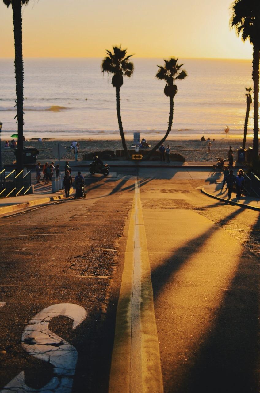 beach road oceanside