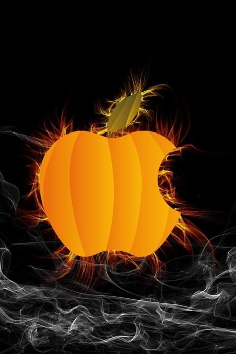 halloween abstract dark art color graphic flame light design