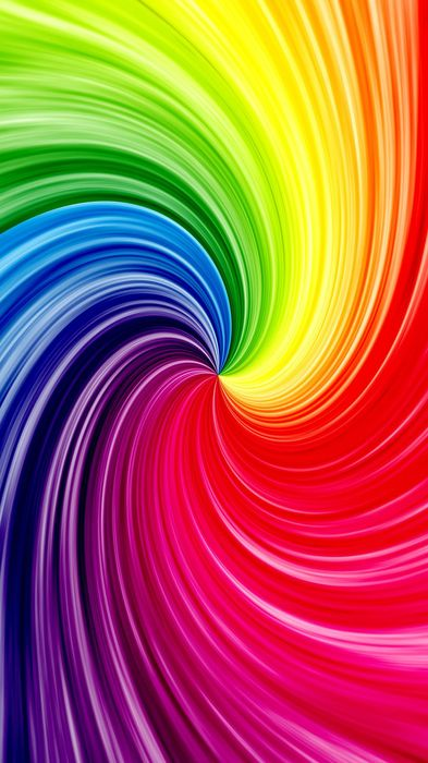 colorfull spiral background 1080x1920