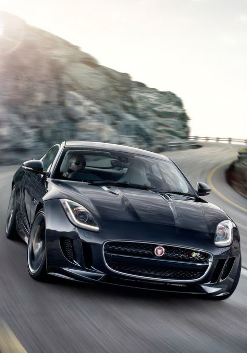 jaguar f type r coupe 2014