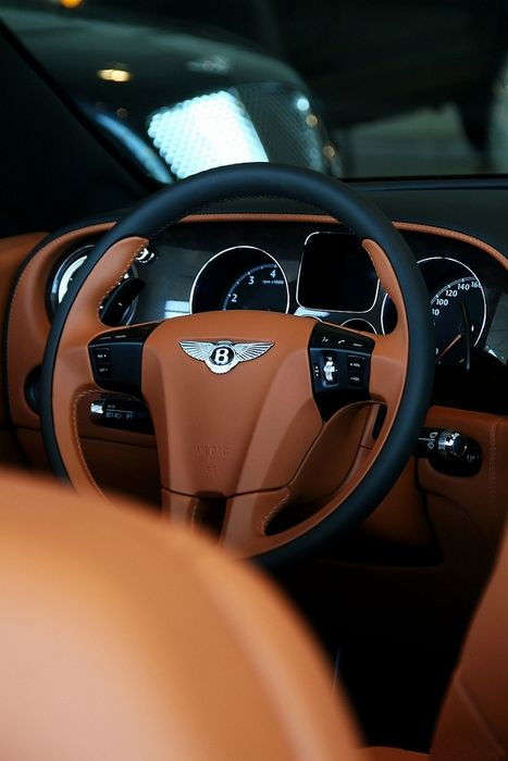 bentley interior luxury style