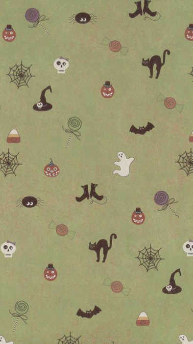 halloween pattern wallpaper texture textile retro repetition fabric paper illustration abstract design