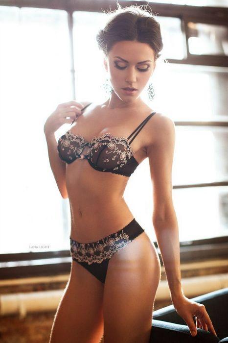 olenka alberti lingerie beutiful girl