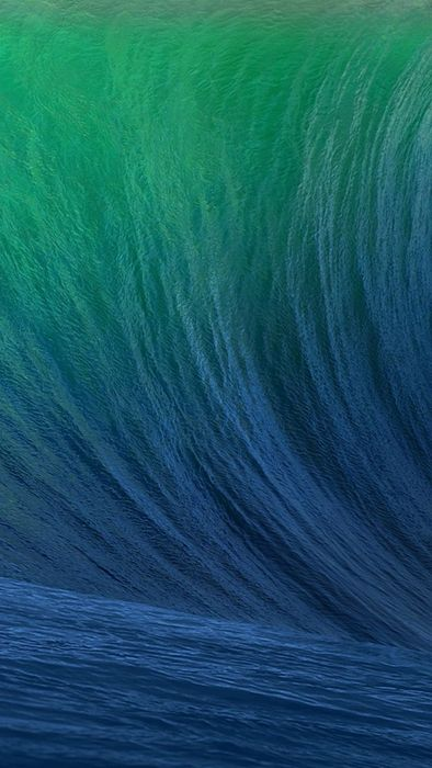 color wave wallpaper