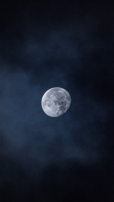 moon luna astronomy sky eclipse lunar dark nature planet sphere midnight