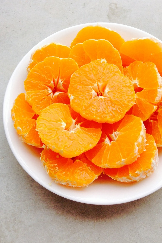 mandarin white place