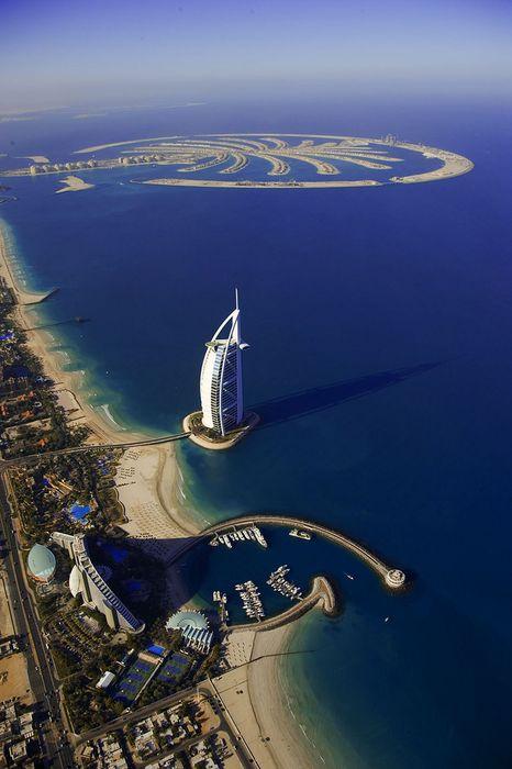 burj al arab palm jumeirah