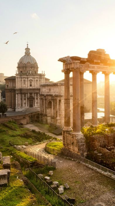 rome italy forum romanum 1080x1920