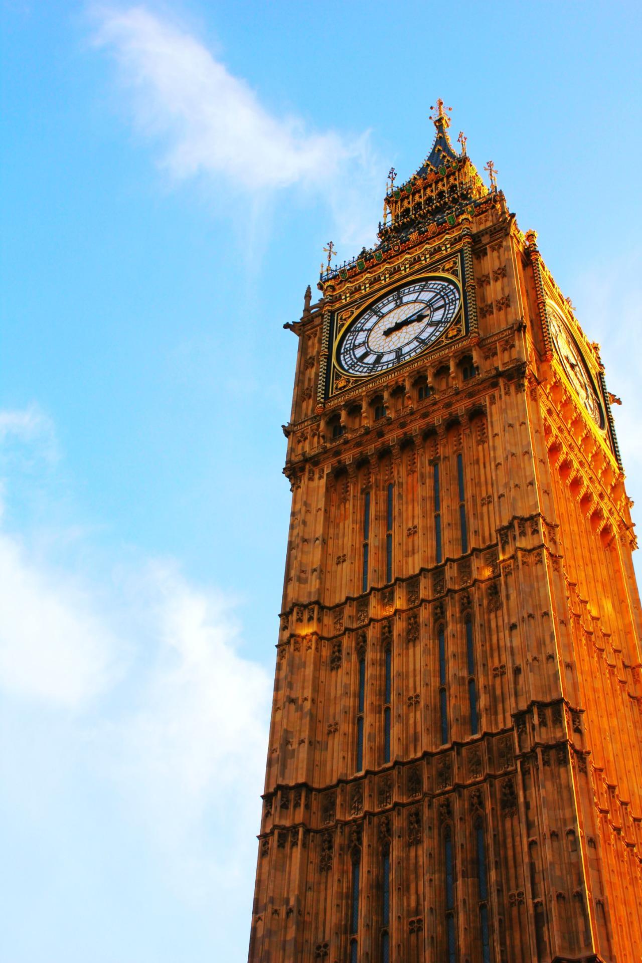 bigben london england tower