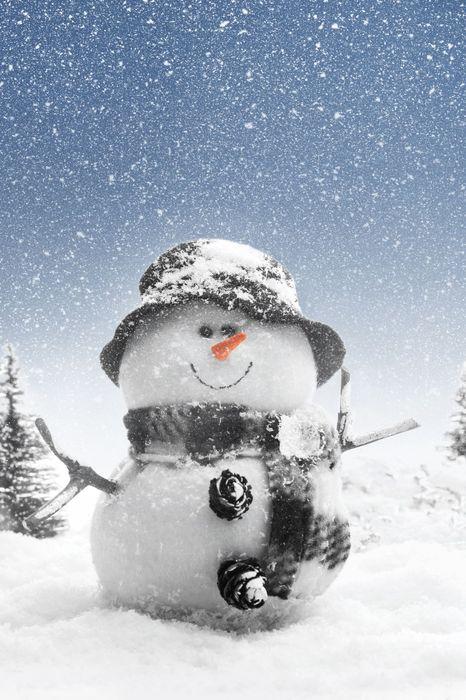 funny snowman black hat scarf 1280x1920