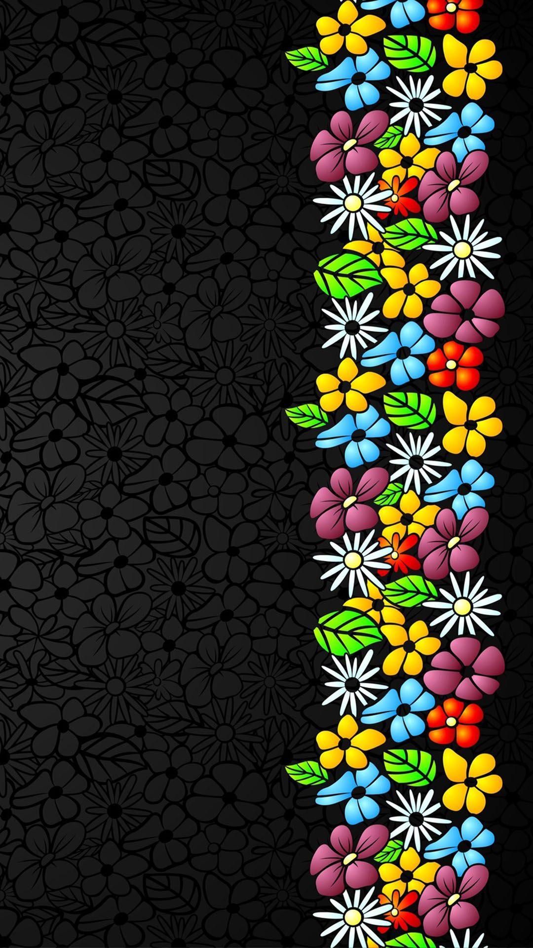texture flowers 1080x1920