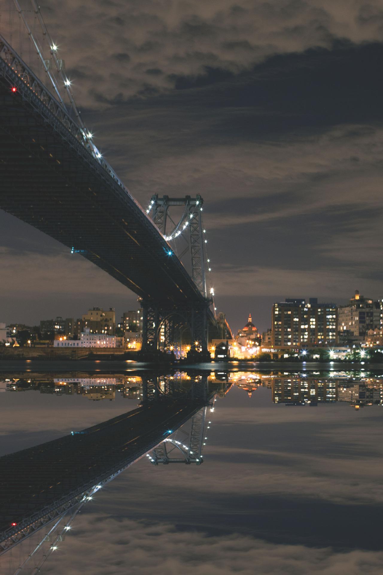 bridge millau viaduct clouds sky business triangle architecture