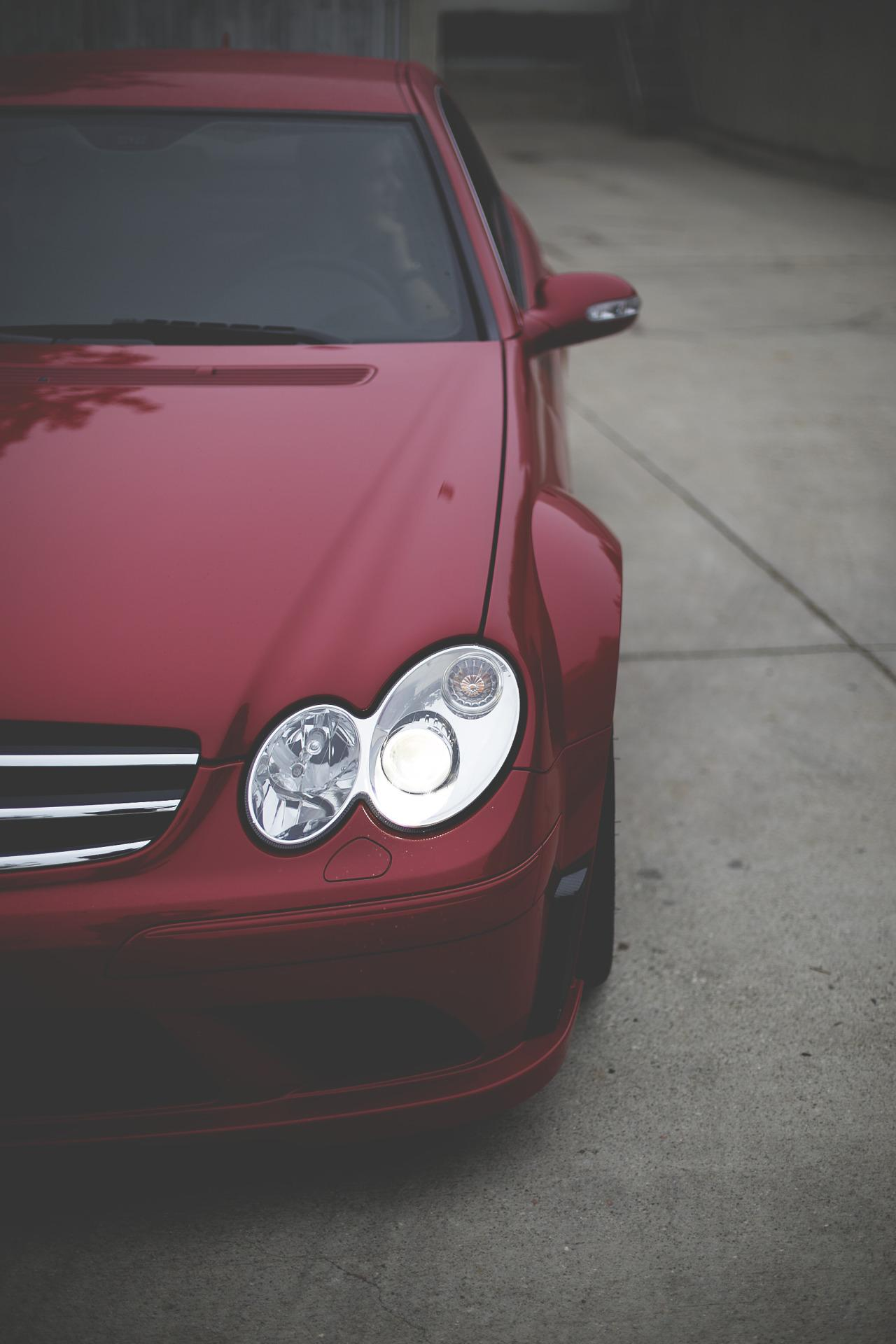 cherry mercedes photo tuning car luxury wallpaper