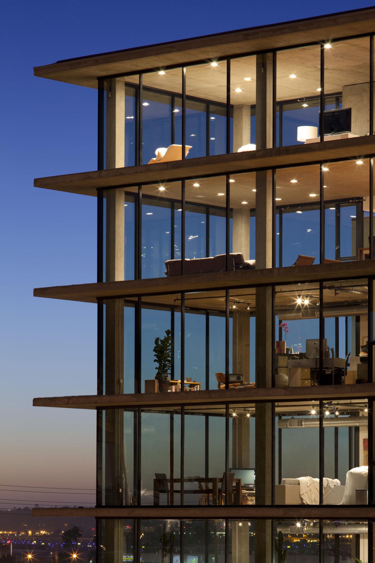 luxury house architecture house construction balcony sky city home window modern